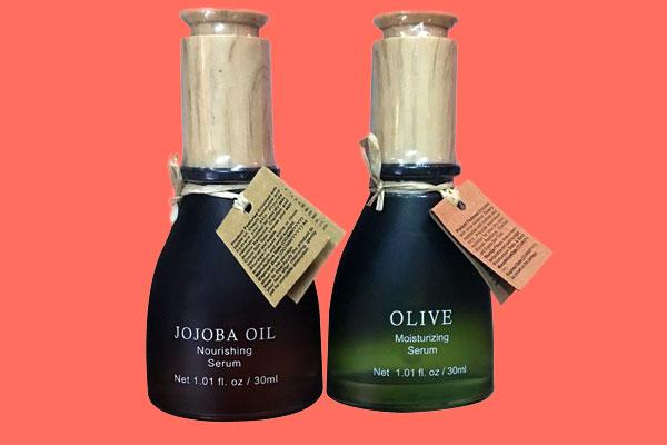 Jojoba oil serum