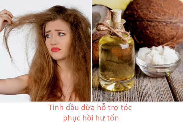 Tinh dầu dừa có tác dụng gì?
