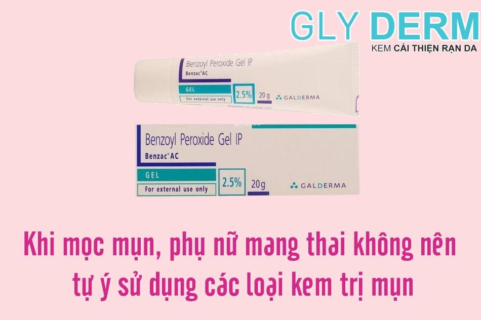 Benzoyl peroxude