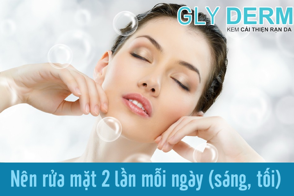 Làm sạch da là bước quan trọng trong việc chăm sóc da