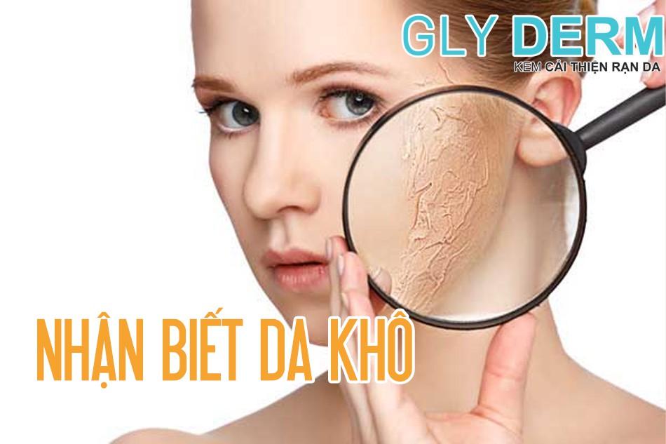 Các dấu hiệu cho thấy da bạn là da khô