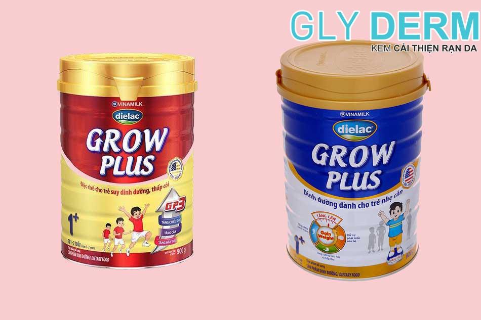 Sữa Dielac Grow 1+ cho bé 1 – 3 tuổi