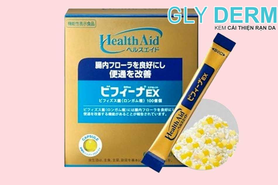 Men vi sinh của Nhật Bifina R Health Aid