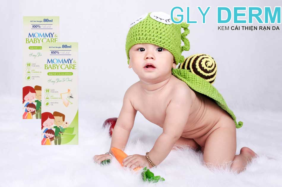 Xịt chống muỗi Mommy & Baby care