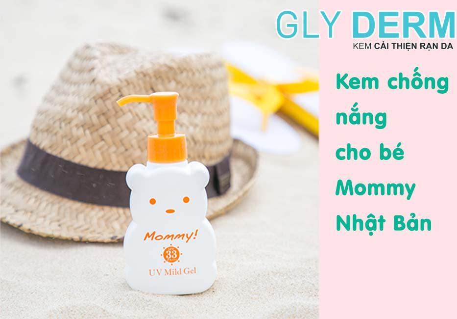 Kem chống nắng Mommy Nhật Bàn