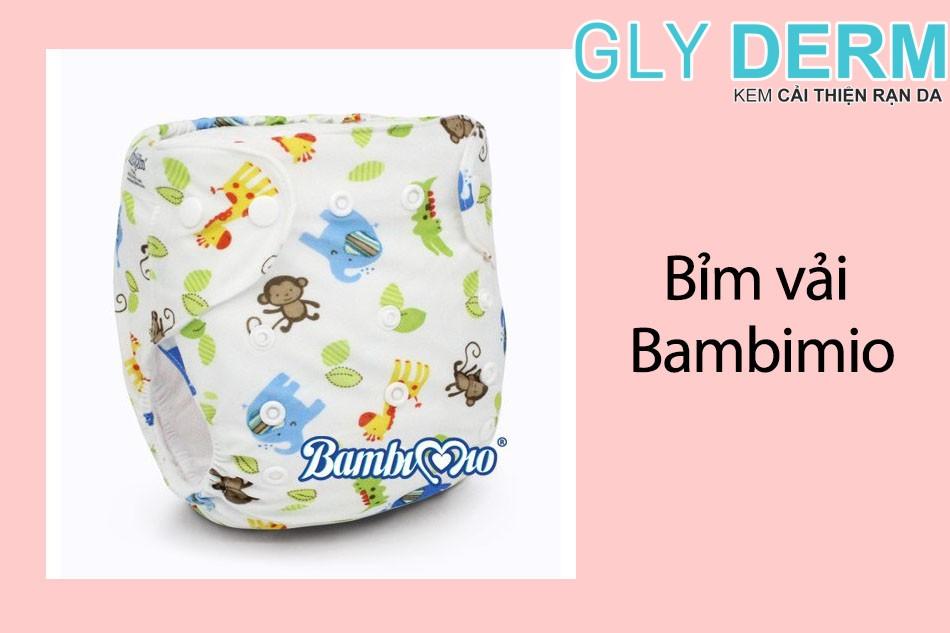 Hình ảnh Bỉm vải Bambimio