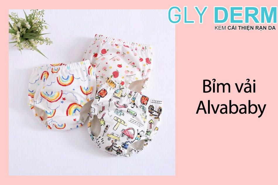 Hình ảnh Bỉm vải Alvababy